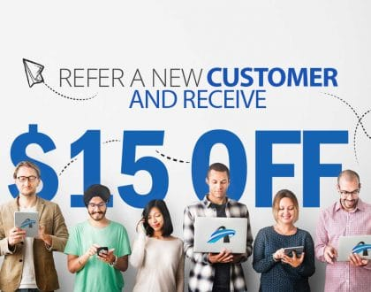 Apsis Rewards – Refer & Save!