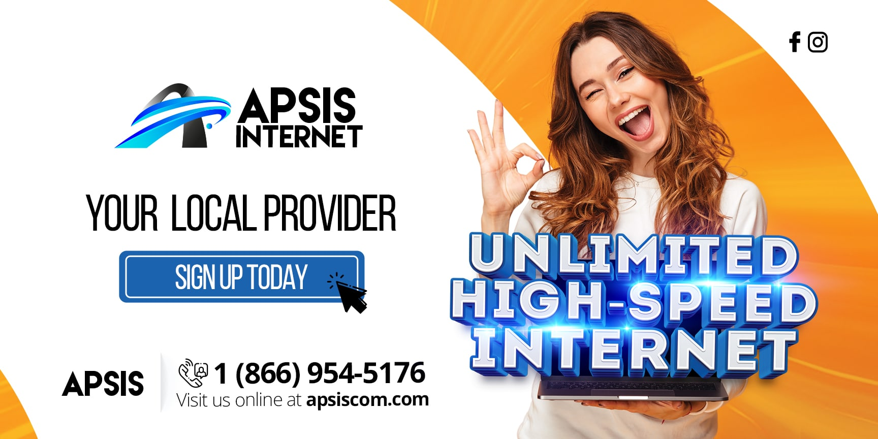 Apsis Internet Designed for you!: Friendly * Affordable * Reliable